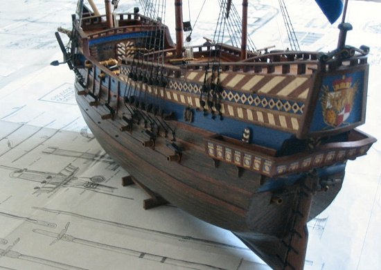 Image of Galleon