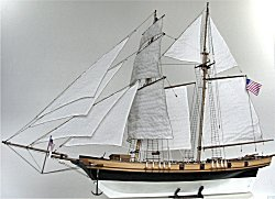 Baltimore Clipper Model