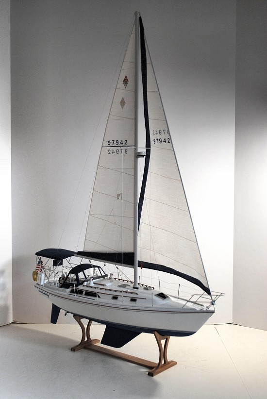 image of sailboat details