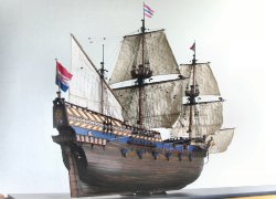 Galleon Model