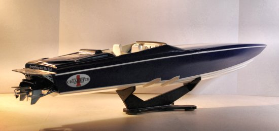 Image of Cigarette offshore powerboat