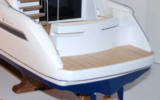 Image of the stern - Phantom 48