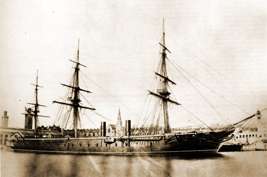 Photo of ship