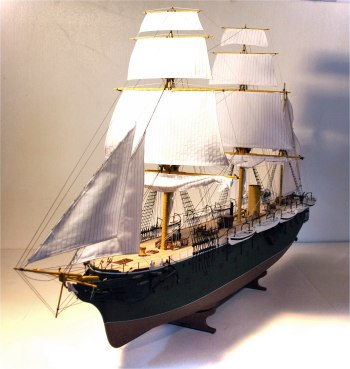 HMS Simoom - Model Information