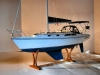 Image of model yacht